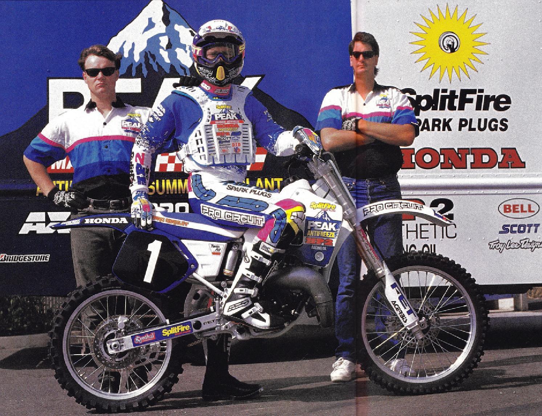 Peak Pro Circuit Honda by Throttle Jockey - issuu