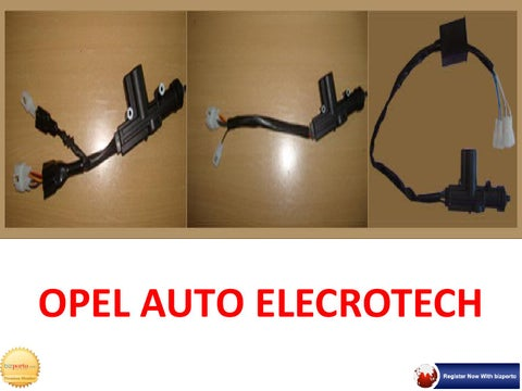 Wiring Harnesses Manufacturer In Pune - OPEL AUTO ELECROTECH by Online  Marketplace - issuuIssuu