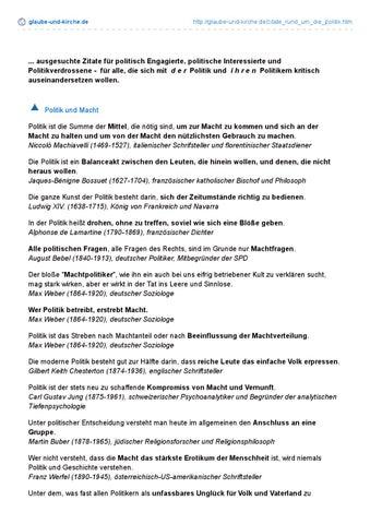 Zitate Rund Um Die Politik By Tourvision Foundation Issuu