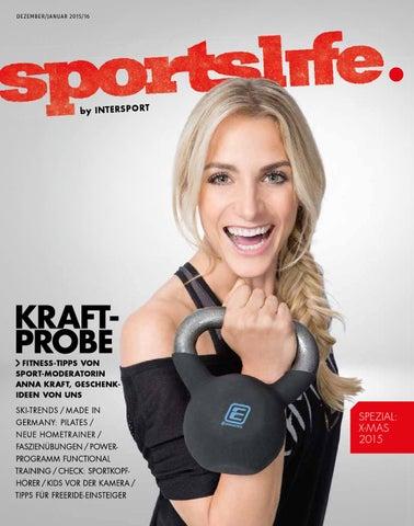 4e2292336669b Intersport Kuhn - Sportslife Dezember   Januar by Intersport Kuhn ...