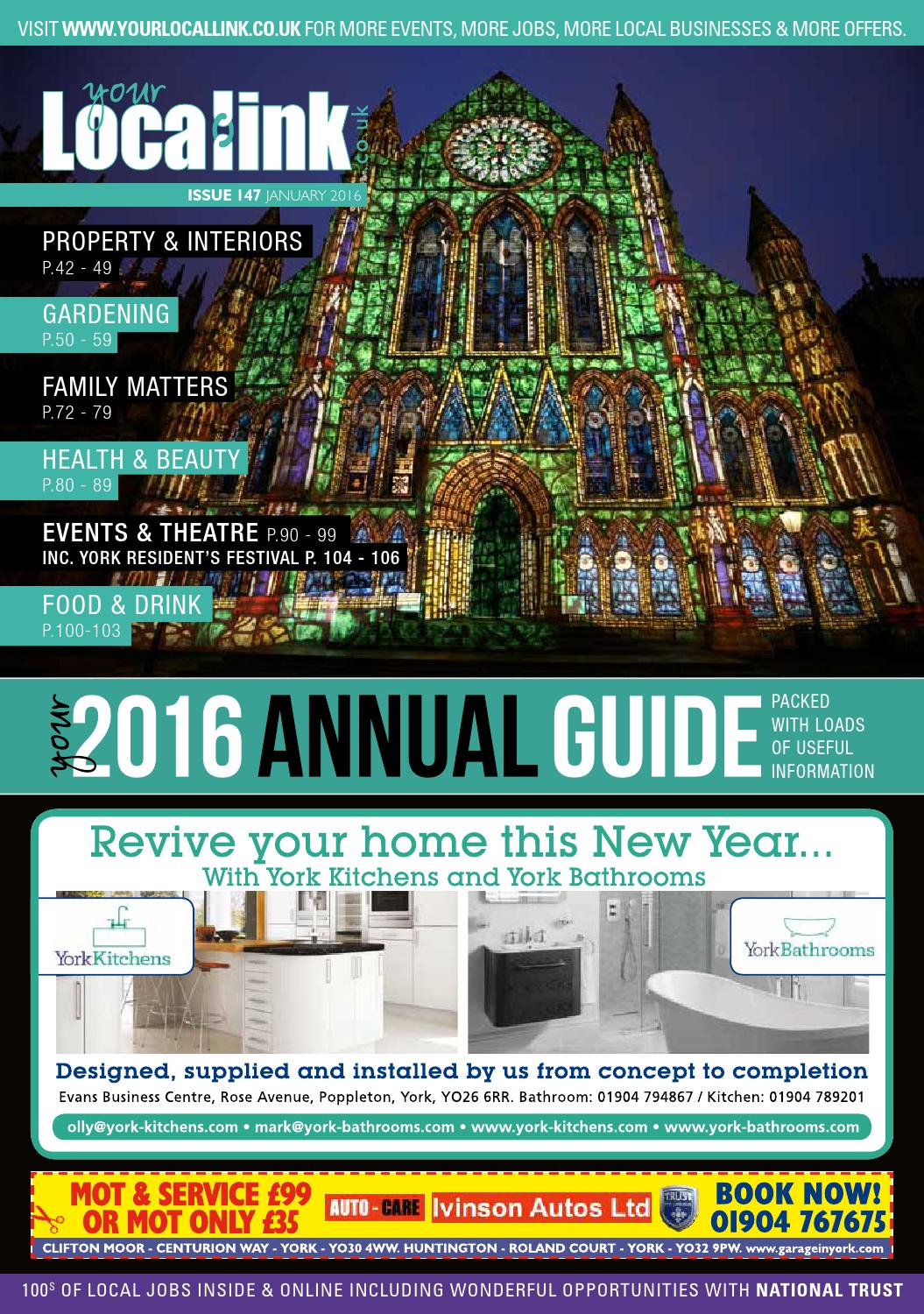 Your Local Link January 2016 by Your Local Link Ltd - issuu