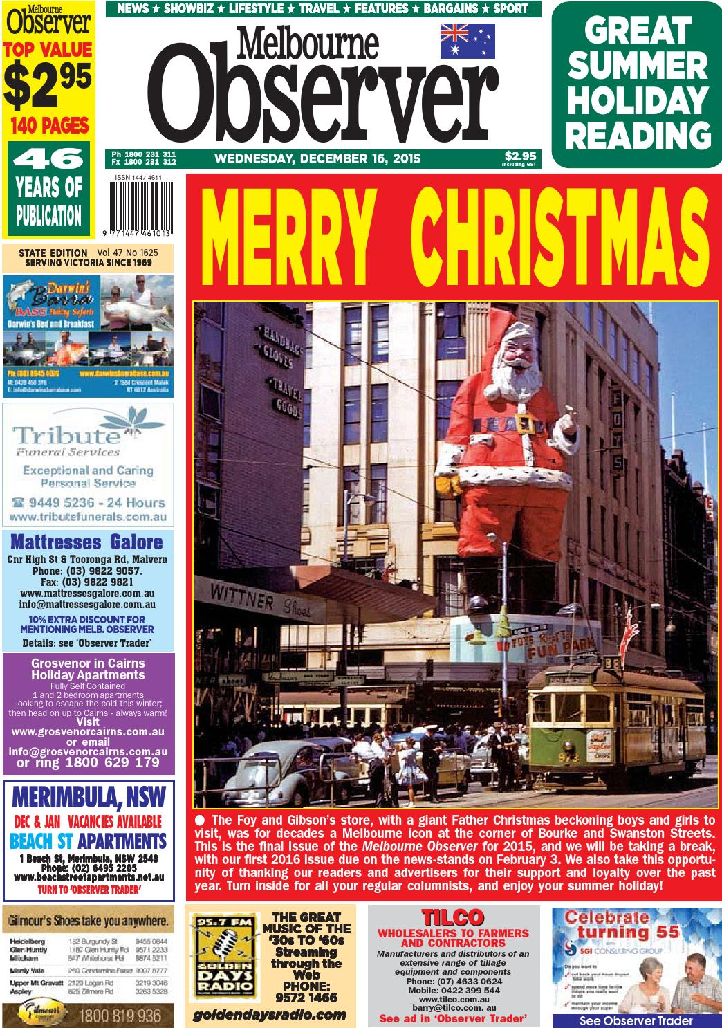 7e22fb5f3eecc Melbourne Observer. December 16