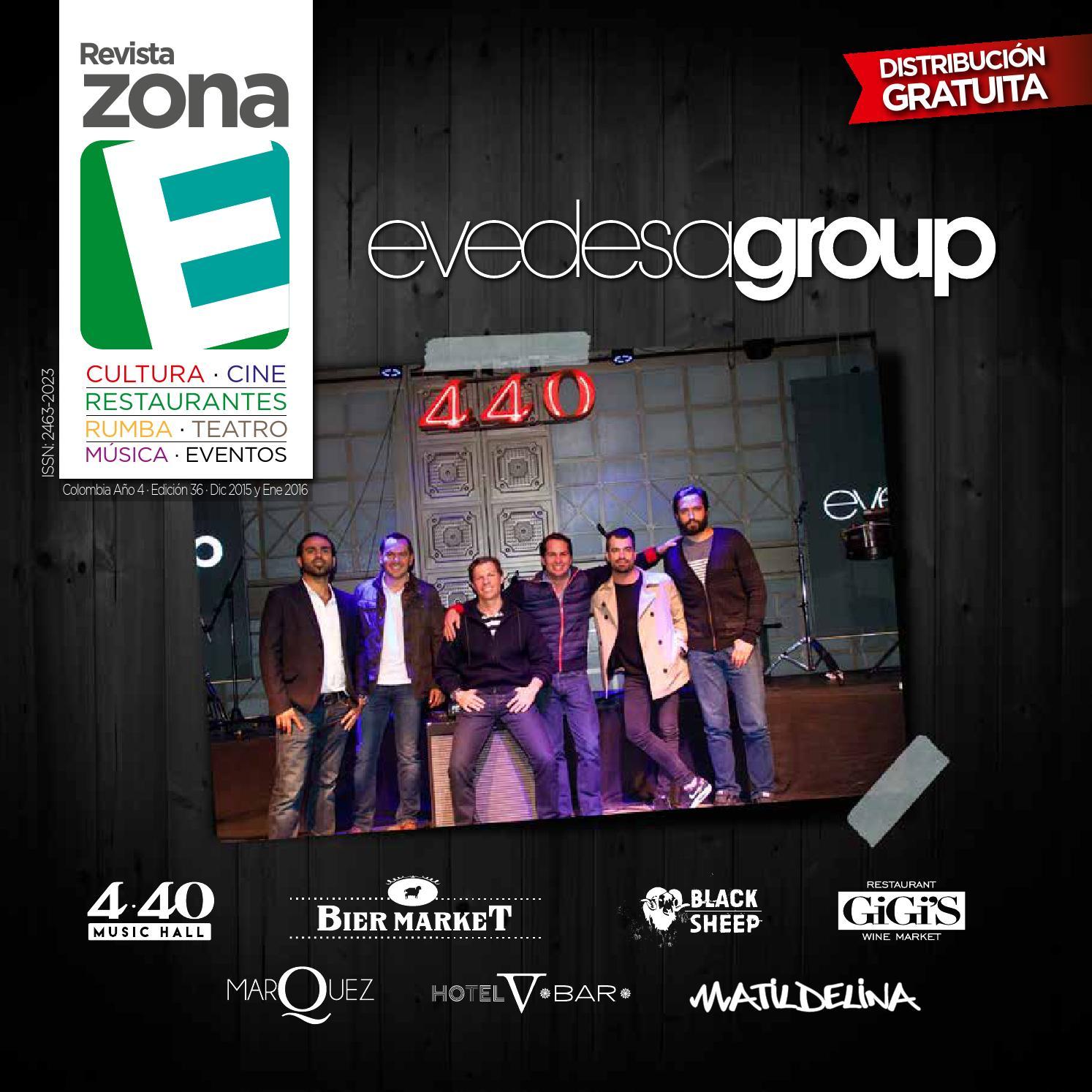 4c4e202daab Revista Zona E Diciembre 2015 by Revista Zona E - issuu