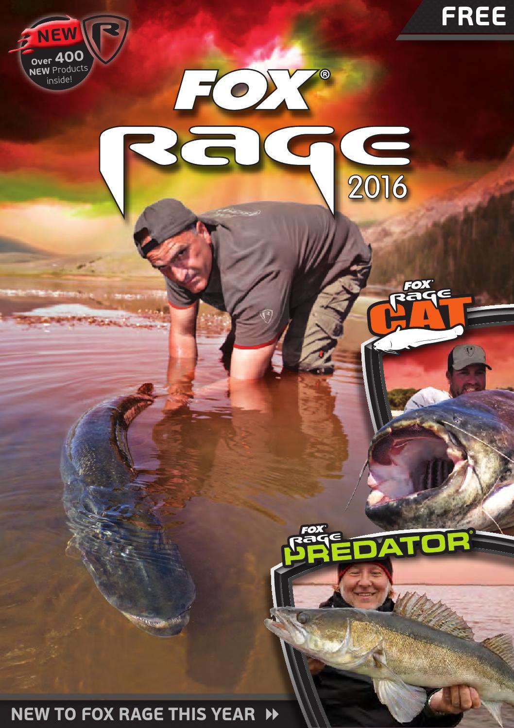 Fox Rage Tungsten Bead Black