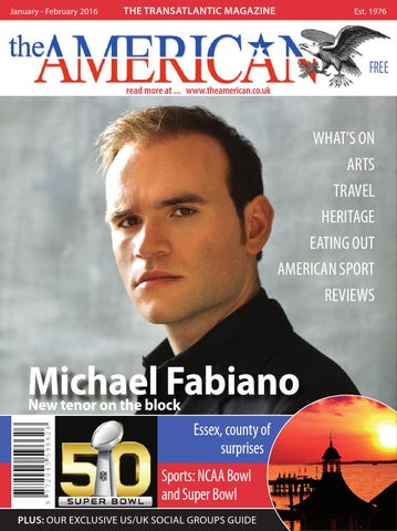 The American Magazine January February 2016 Issue 749the American