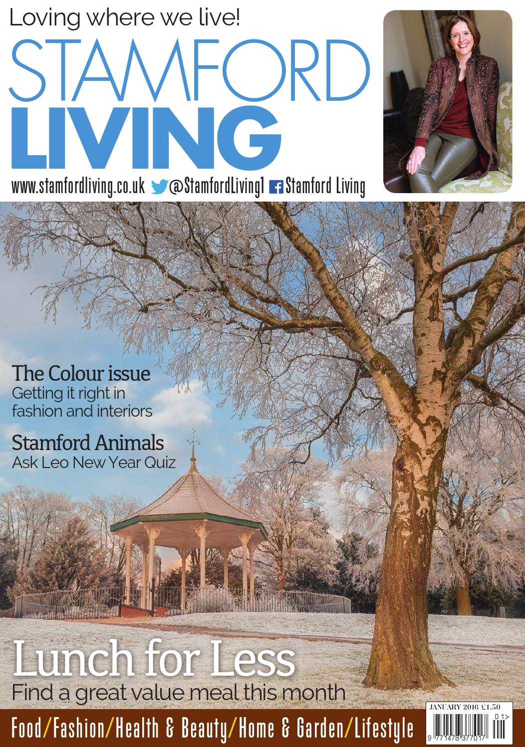 Stamford Living January 2016 By Best Local Living Issuu