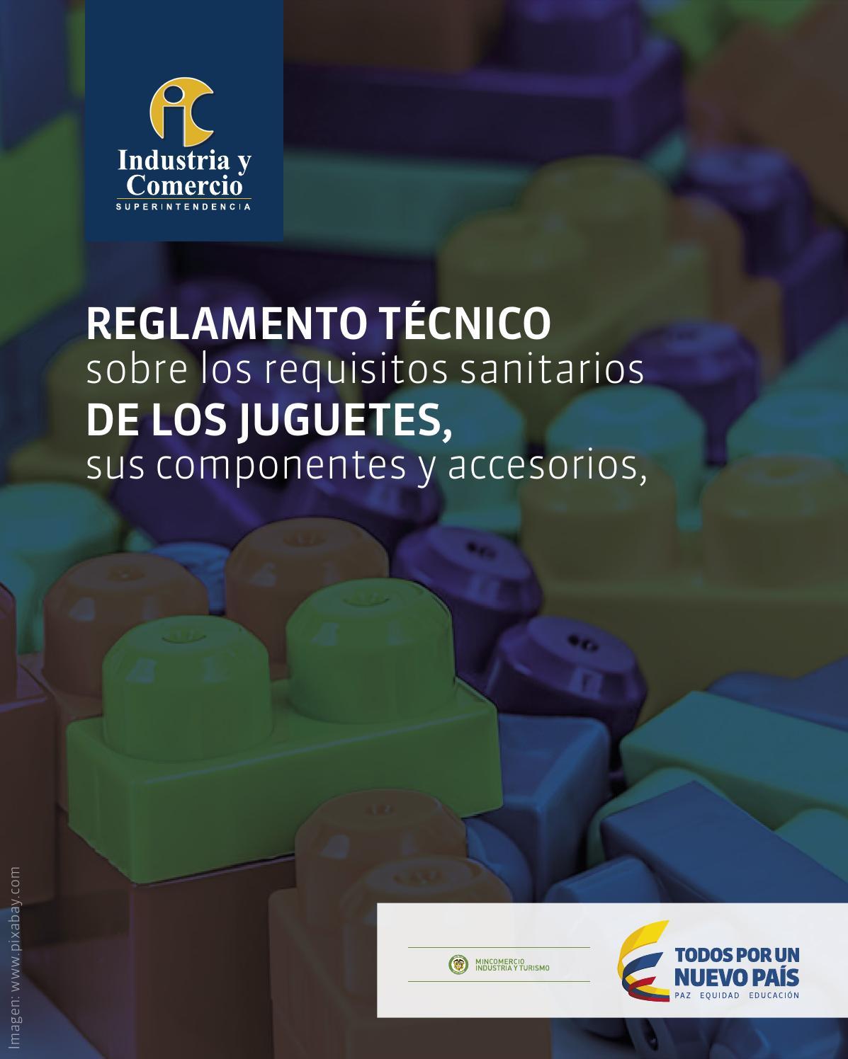 Rt juguetes combinado by Superintendencia de Industria y Comercio - issuu 521a8a60b06