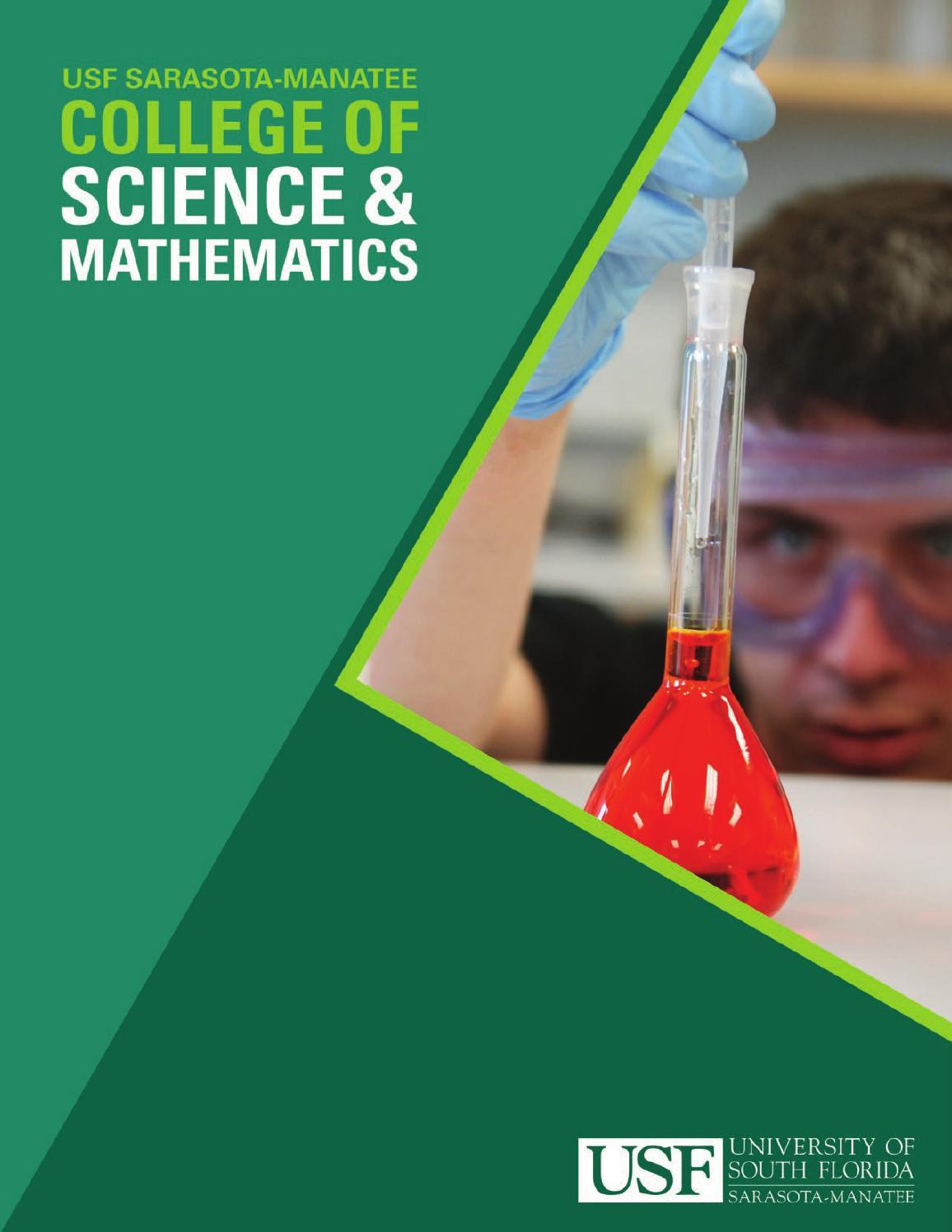 USF Sarasota-Manatee College of Science & Mathematics
