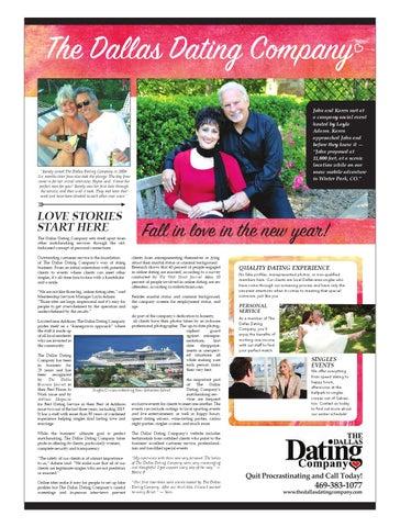 the dallas dating company dallas tx