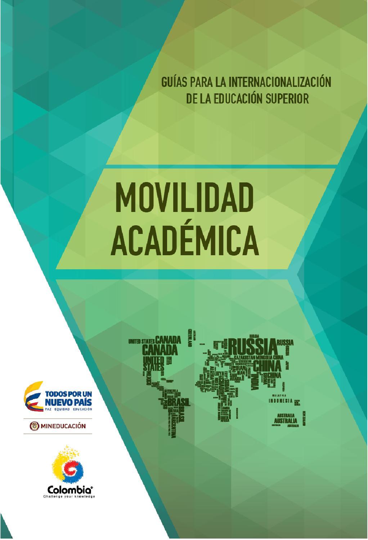 Movilidad Académica - Guías para la internacionalización de la ...