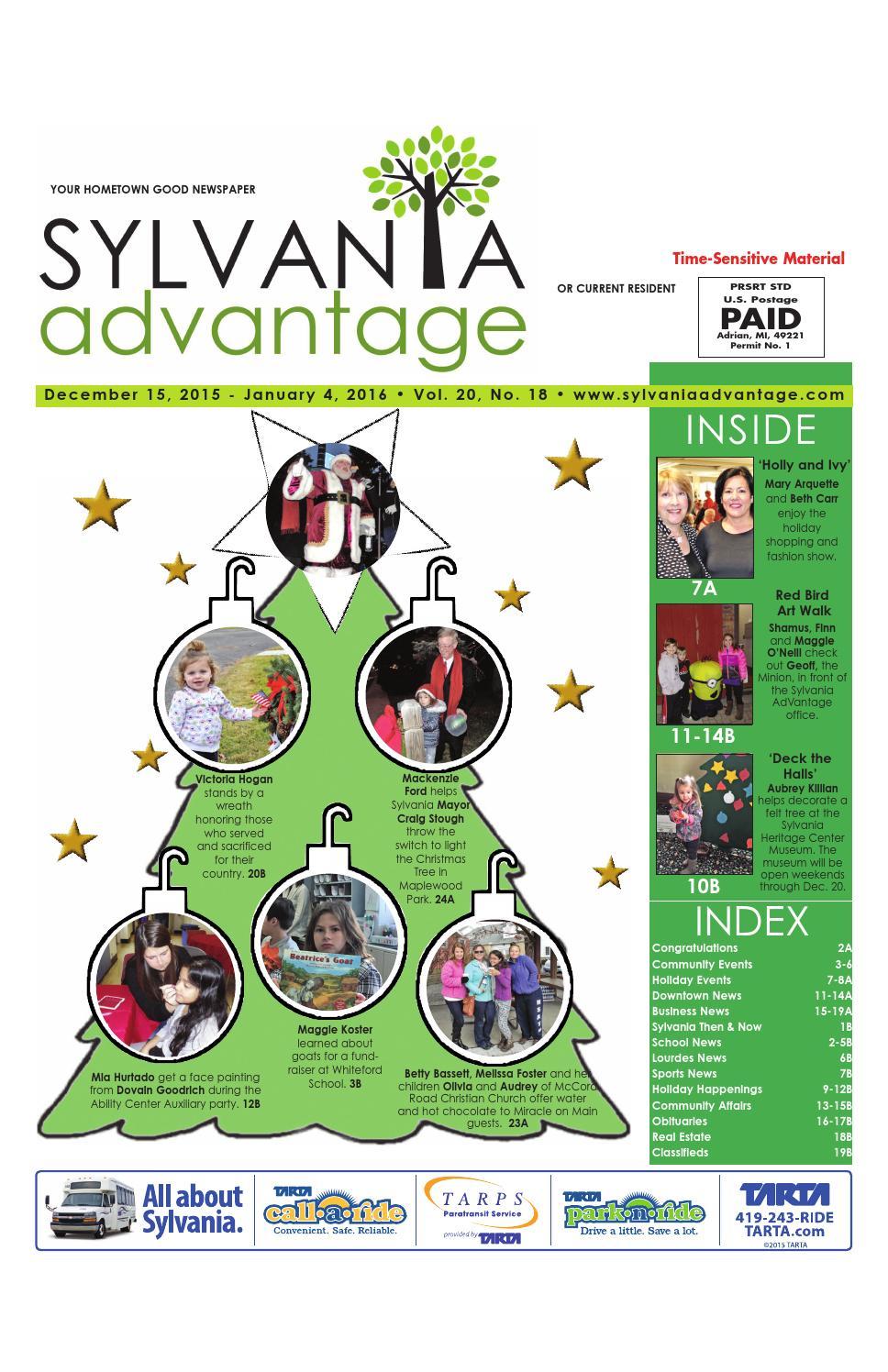Mid December Issue 15 2015 By Sylvaniaadvantage Issuu Sylvanian Families Bott Ant 9