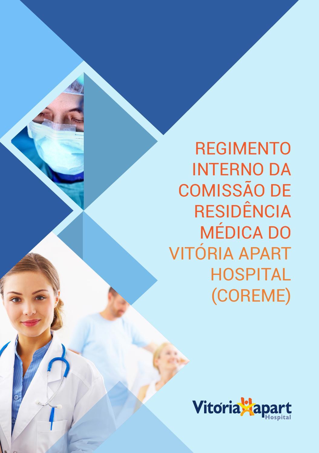 Regimento interno by Vitória Apart Hospital - issuu