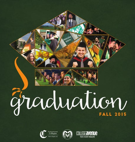 960e644cf210 Colorado State Fall 2015 Graduation Guide by Rocky Mountain ...