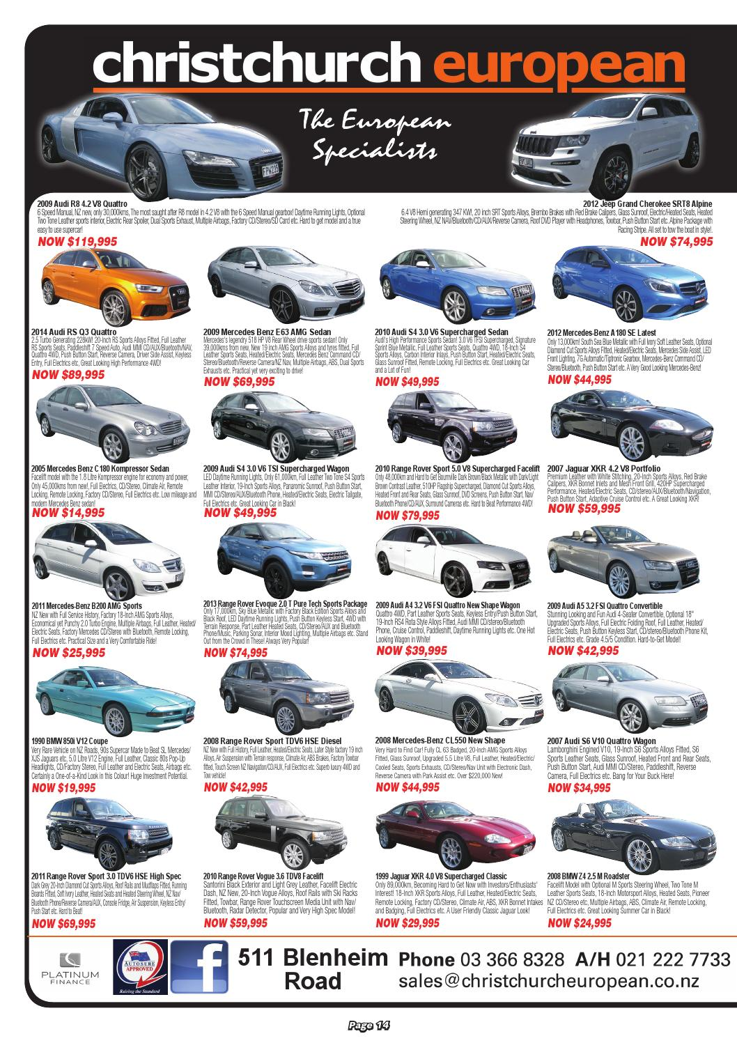 Best Motorbuys 18-12-15 by Local Newspapers - issuu