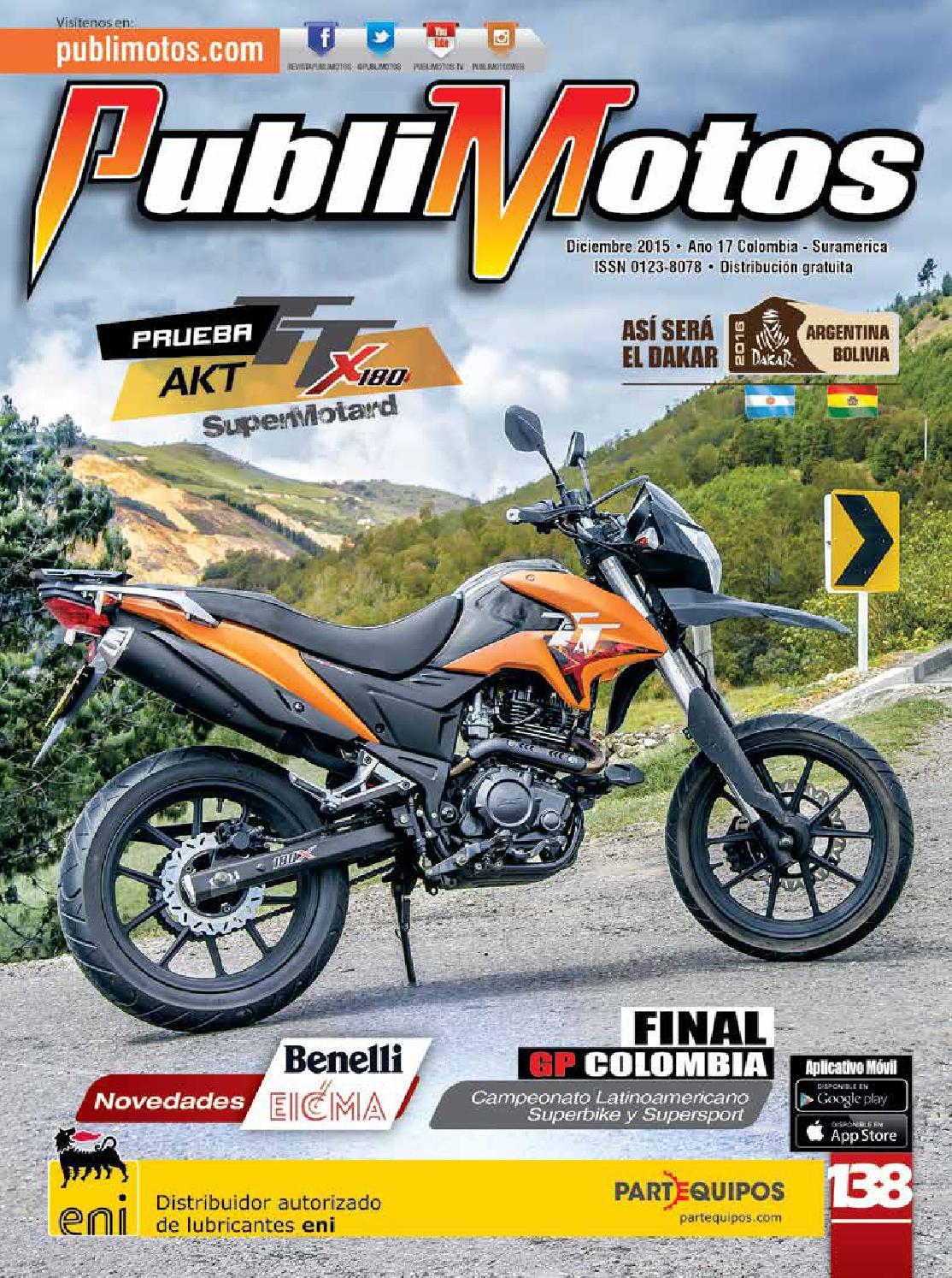 Publimotos 138 by publimotos revista - issuu d80d41fe5e9