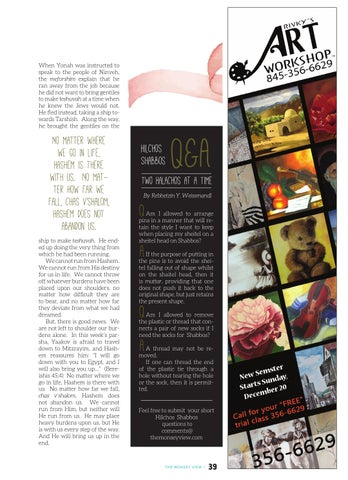 Issue 66 By The Monsey View Issuu