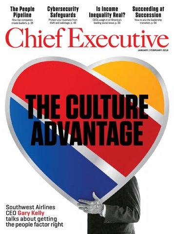 January/February 2016 by Chief Executive Group - issuu