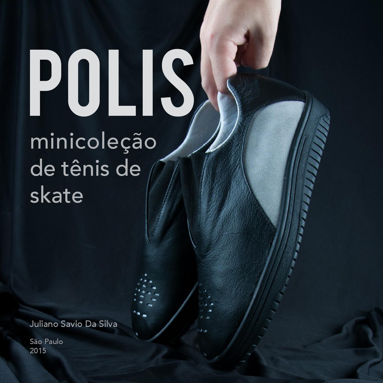 POLIS  minicoleção de tênis de skate by Juliano Silva - issuu 982aee09382