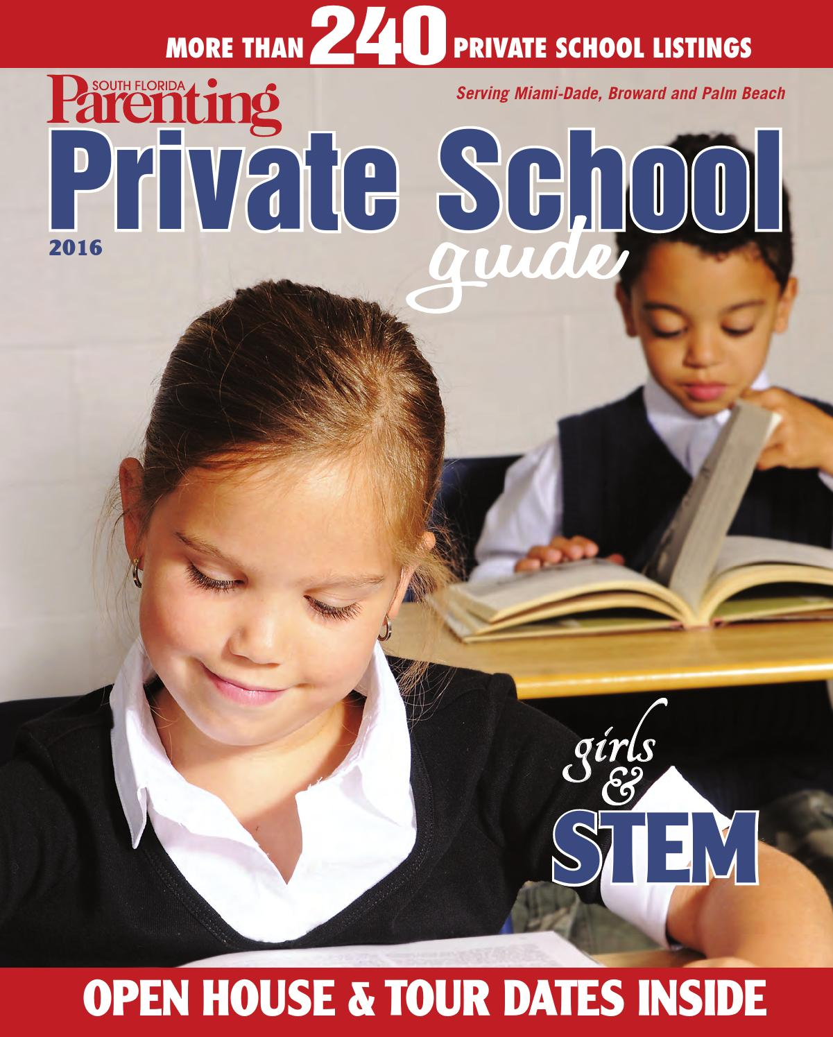 Stem School Tours: South Florida Parenting Private School Guide By Forum