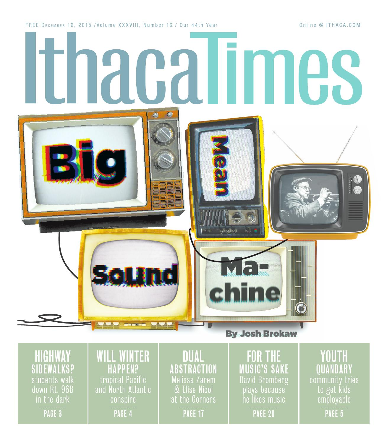 December 16 2015 By Ithaca Times Issuu Circuitstoday Launches Forums And Crossed Ten Thousand Subscribers
