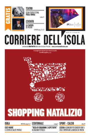 Corriere Dellisola N 49 2015 By Corriere Dellisola Issuu