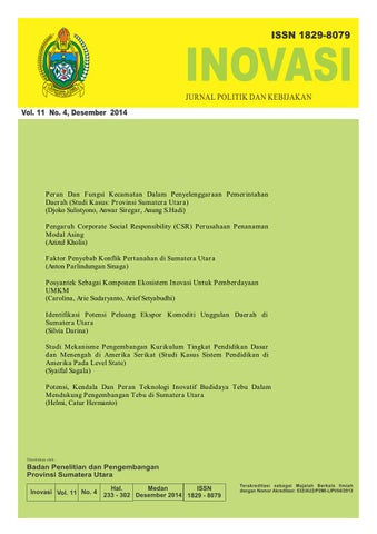 Jurnal Inovasi Desember 2014 by BPP PROVSU - issuu 0f2a6d1434