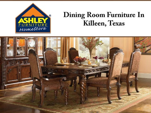 Ashley Furniture HomeStore Offers A Wide Range Of Dining Room Furniture In  Killeen, TX.
