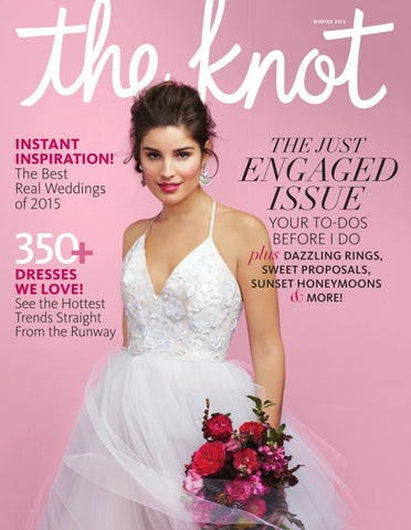 285ce551ee51 The Knot Winter 2015 by The Knot - issuu