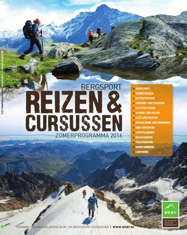 913b26581bf Bergsportreizen Zomer 2016 by Koninklijke NKBV - issuu