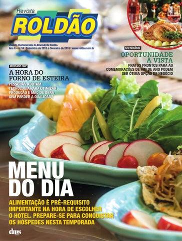Page 1. Revista. Revista Customizada do Atacadista Roldão ...