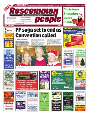2015 12 18 By Roscommon People Issuu
