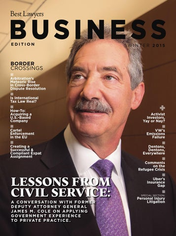 e7074c64bb8 Best Lawyers Winter Business Edition 2015 by Best Lawyers - issuu