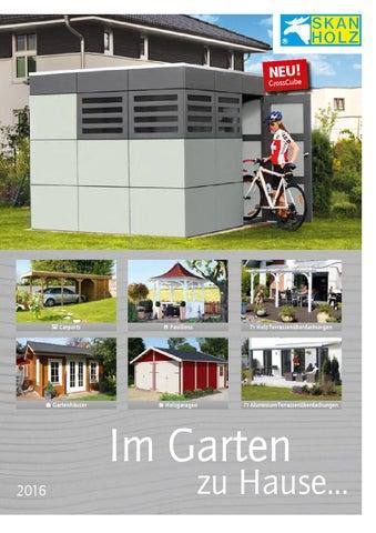 Skan Holz Katalog 2016 By Tangram Werbeagentur Gmbh Co