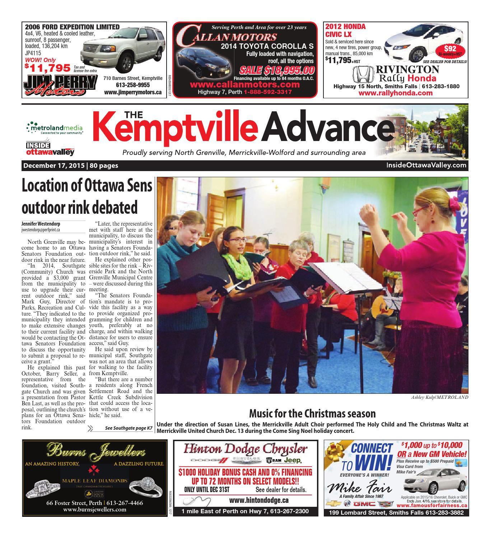 Kemptville121715 by metroland east kemptville advance issuu fandeluxe Images