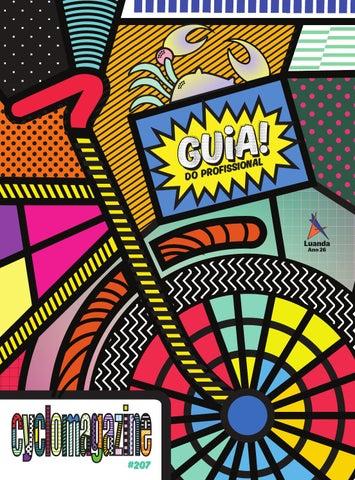 2a7f967470c09 Guia do Profissional Cyclomagazine by Luanda Editores - issuu