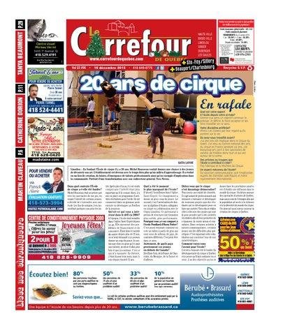 Carrefour Du 16 Décembre By Redaction Issuu