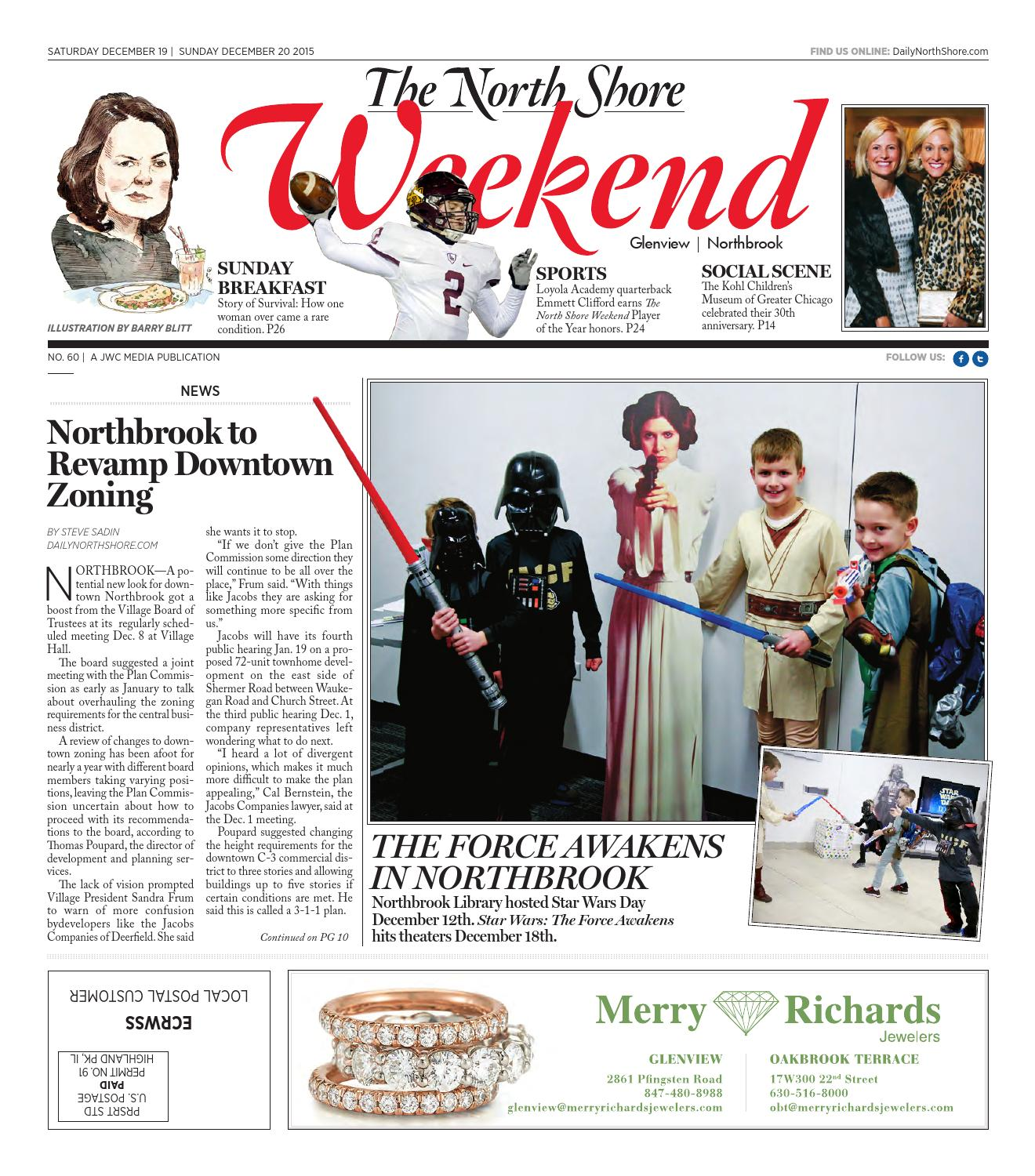 The North Shore Weekend West, Issue 60 by JWC Media - issuu