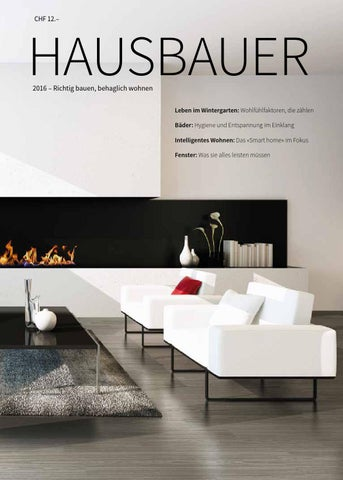 Hausbauer 2016 By MetroComm AG   Issuu