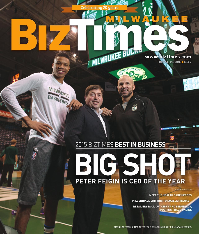 BizTimes Milwaukee   December 14, 2015 by BizTimes Media ...