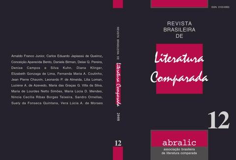 4cd5b4a8f Edição Nº 12 - São Paulo, 2008 by Associação Brasileira de ...