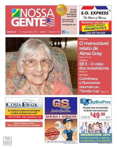 30e97c88e772c Nossa Gente 105 by Nossa Gente - issuu