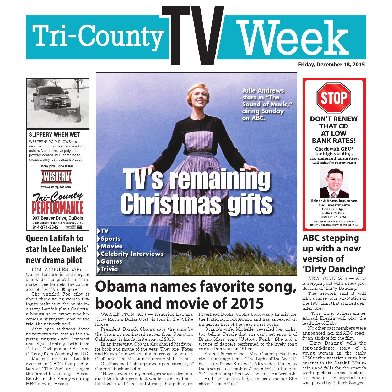 25b71fa05 Duboistv121815 by Tri-County TV Week - issuu