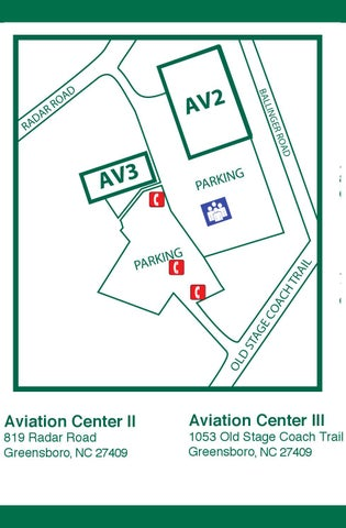 Greensboro College Campus Map.Gtcc Campus Maps Traffic Regulations By Guilford Technical