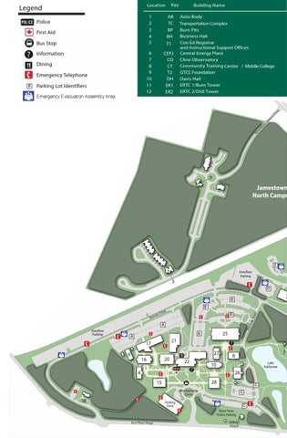 Forsyth Tech Main Campus Map.Main Campus Map Gtcc Www Naturalrugs Store