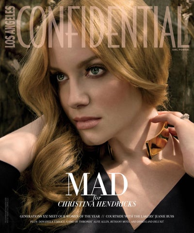9e075639e728f Los Angeles Confidential - 2015 - Issue 3 - May+June - Christina ...