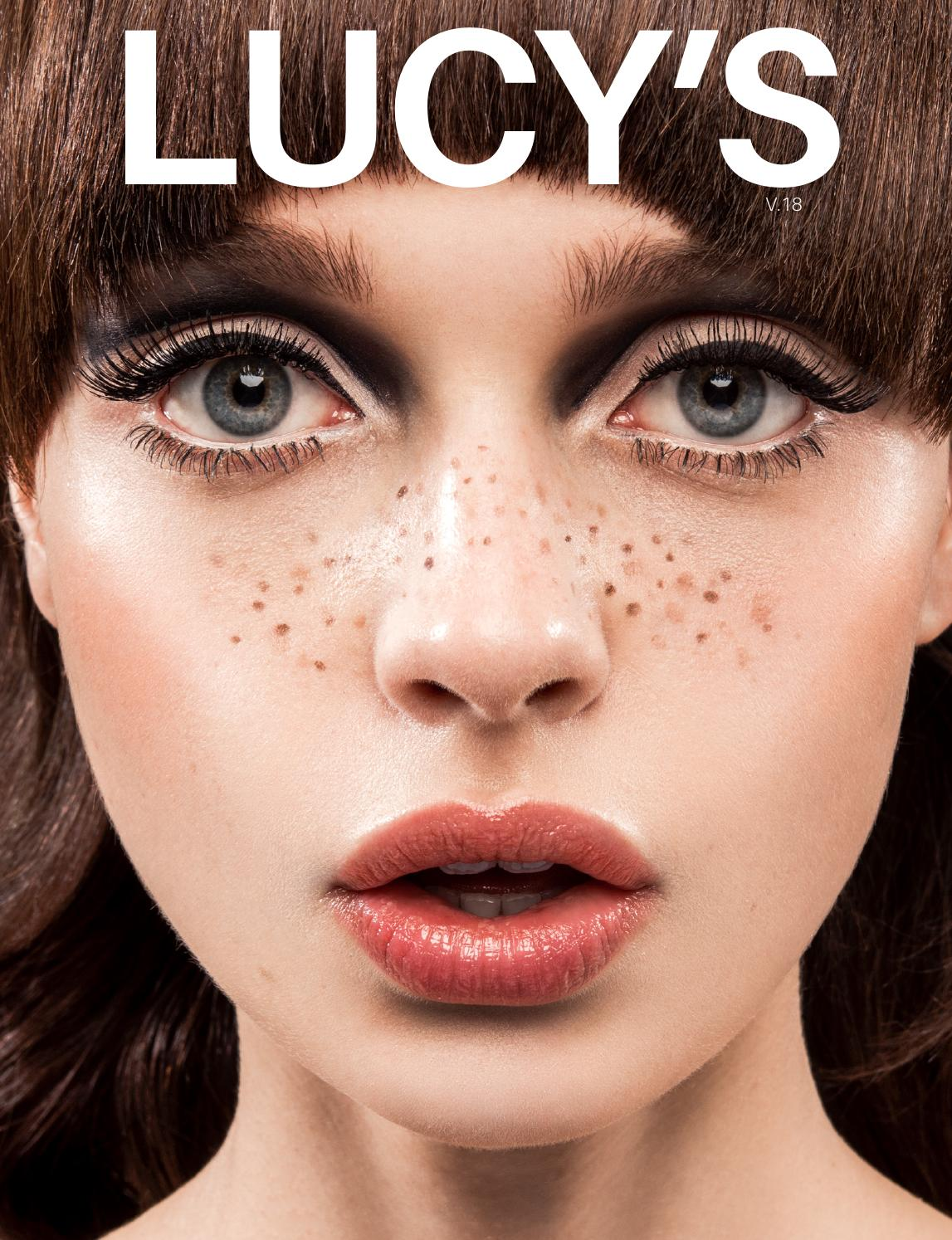 lucy u0026 39 s vol  18 by lucy u0026 39 s magazine