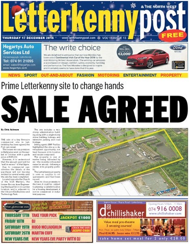 Letterkenny post 17 12 15 by River Media Newspapers - issuu