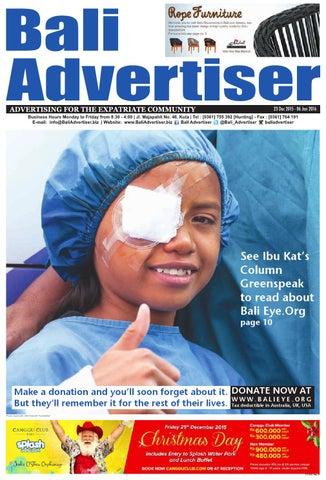 6b34f0c1c8f70 See Ibu Kat's Column Greenspeak to read about Bali Eye.Org page 10