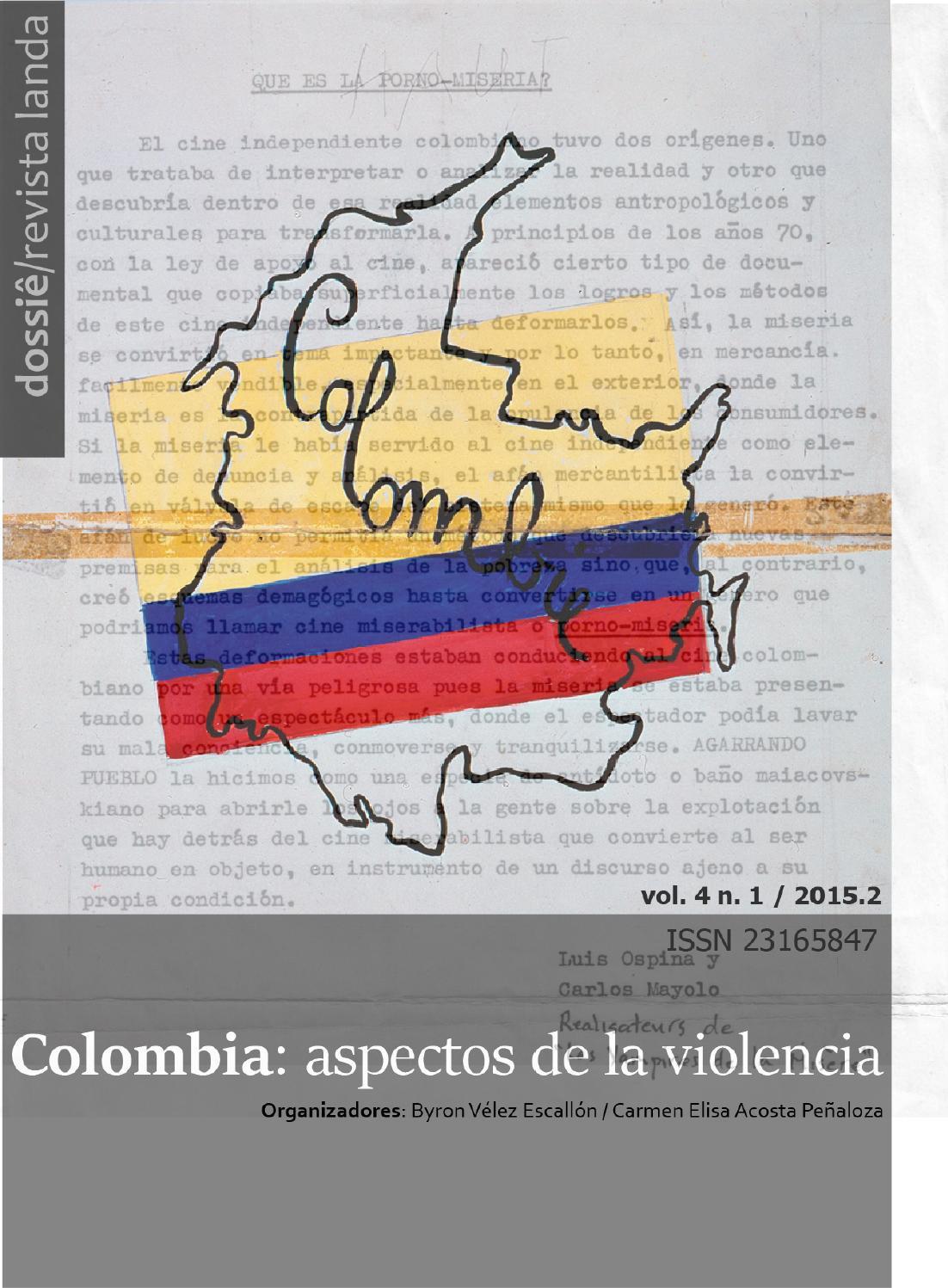 Dossier Colombia - Landa by Revista Landa - issuu 3eac6da0541