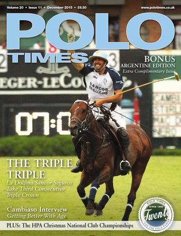 2926c49928 Polo Times Dec15 by Edit - issuu